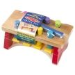 Melissa and Doug Deluxe Pound-a-Peg