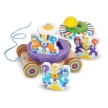 Melissa and Doug First Play Carousel Pull Toy
