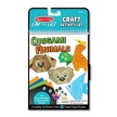 Melissa and Doug On The Go - Craft Set - Origami Animals