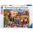 Ravensburger African Animal World Puzzle 3000pc
