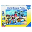 Ravensburger No Dogs on the Beach Puzzle 100pc