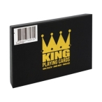 King Playing Cards - Prestige