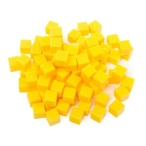 Learning Can Be Fun Plastic Base Ten Cubes