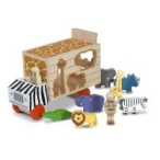 Melissa and Doug | Animal Rescue Shape Sorting Truck