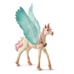 Schleich_Decorated_Unicorn_Pegasus_Foal