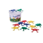 Viking Toys Jumping Frog Game