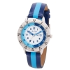 Cactus Time Teacher Watch Blue Band with Light Blue Stripe