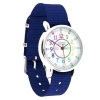 Easy_Read_Time_Teacher_Easy_Read_Time_Teacher_Easy_Read_Watch_Rainbow_Past_To_-_Navy_Strap