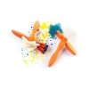 Educational Colours Easi-Grip Texture Wands A Set of 4