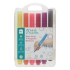 First Creations Easi-Grip Triangular Markers Packet of 12