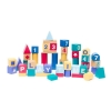 Learning Can Be Fun Build and Play Alphabet Blocks Set of 50