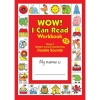 Learning Can Be Fun WOW! I Can Read Workbook Stage 3 Double Sounds Modern Cursive Handwriting Blackline Master Copy