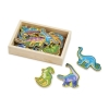 Melissa and Doug Dinosaur Magnets 20 in a box