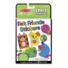 Melissa and Doug On The Go - Craft Set - Felt Friends