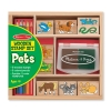 Melissa and Doug Pets Stamp Set
