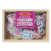 Melissa and Doug Princess Magnets 20 in a box