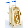 Pathfinders Medieval Siege Tower with Carapult