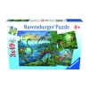 Ravensburger Dinosaur Fascination Puzzle 3x49pc