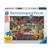 Ravensburger Grandpa's Garage Large Format Puzzle 300 pc