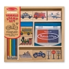 Melissa and Doug Vehicle Stamp Set