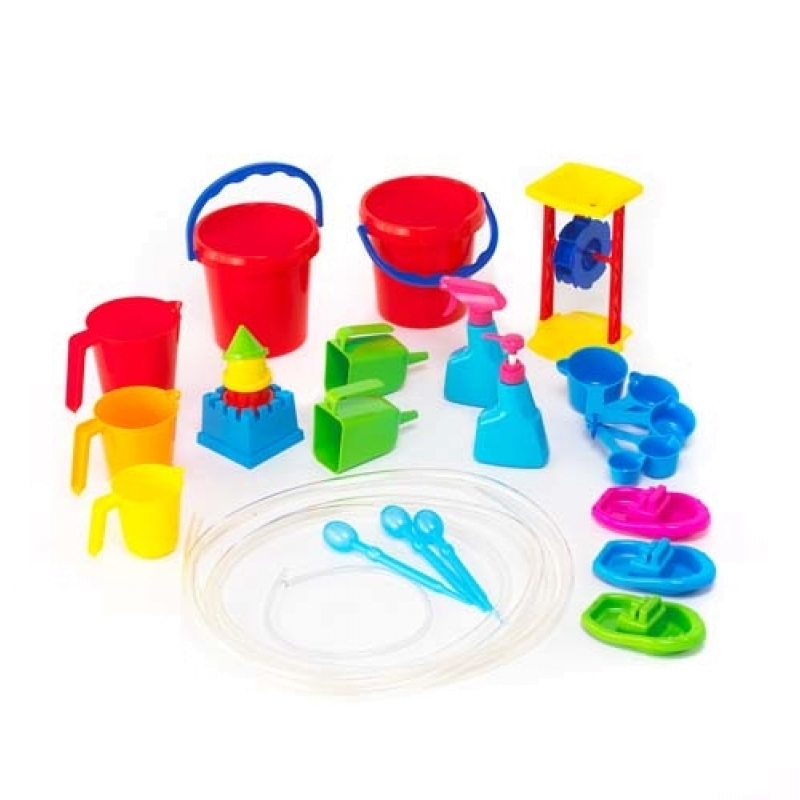 Learning Can Be Fun Water Play Classroom Set